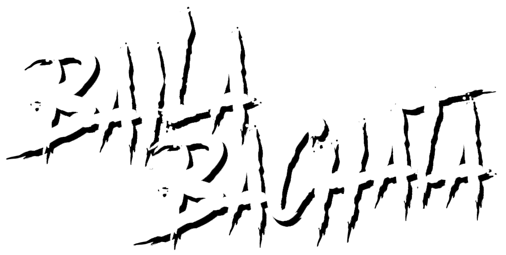 baila bachata logo white shadow